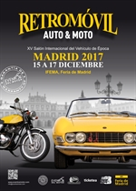 RETROMOVIL MADRID IFEMA 2017