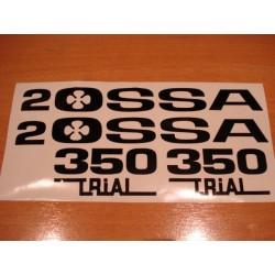 Adh. Ossa TR 250/350