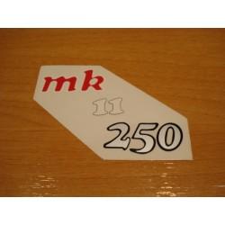 Adh. Pursang MK11 250