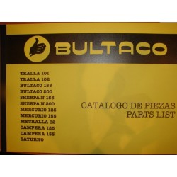 Manual Bultaco 155,200