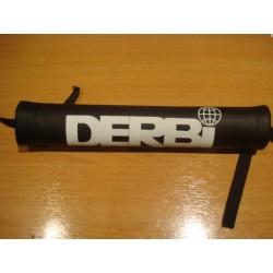 Protector manillar Derbi negro