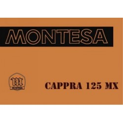 Manual Cappra 125 MX