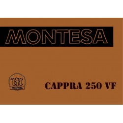 Manual Cappra 250 VF