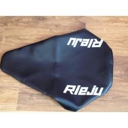 Funda asiento Rieju MR80 negra