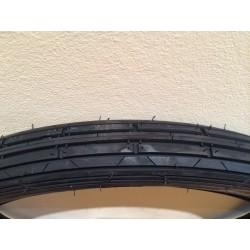 Neumático 2.75x17 del. Rayado