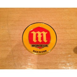 Emblema Montesa metacrilato