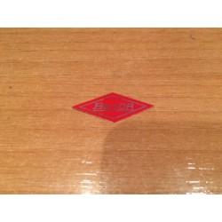 Adhesivo Betor rombo rojo