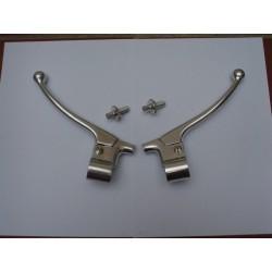 Conjunto manetas aluminio