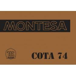Manual Cota 74