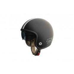 Casco Bultaco MK2 negro L 59-60