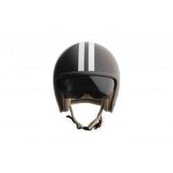 Casco Bultaco MK2 negro XL 61-62