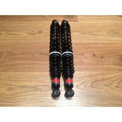 Amortiguador Betor Trial 360mm negro/negro
