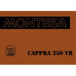 Manual Cappra 250 VR