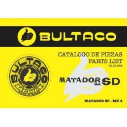 Manual Matador MK4 SD