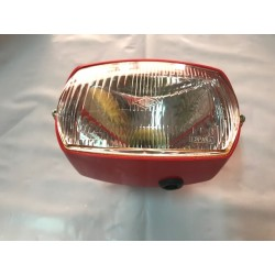 Faro rojo Mini Montesa