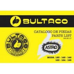 Manual Astro mod. 123-145-146-163-164-195
