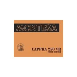 Manual Cappra 250 VR Still Better
