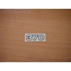 Adh. 370 Pursang