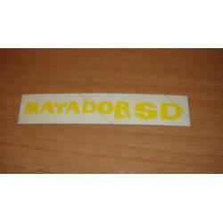 Adh. Matador MK4 SD