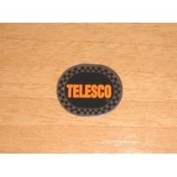 Adh. Telesco naranja