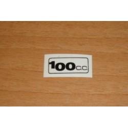 Adh. 100cc. transparente