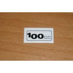 Adh. 100cc. blanco