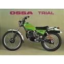 """TRIAL 250-350 '77 """"VERDE"""""""